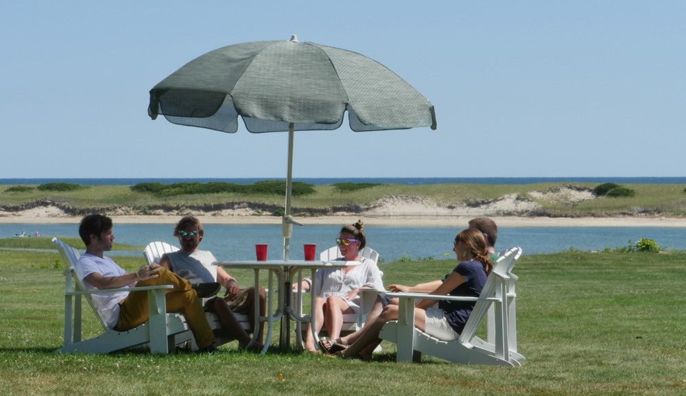 Get together by the beach in Ogunquit